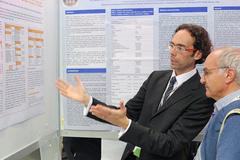 NSCLC poster presentation during ESMO 2012
