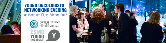 ESMO Young Oncologists Networking Event ECC 2015