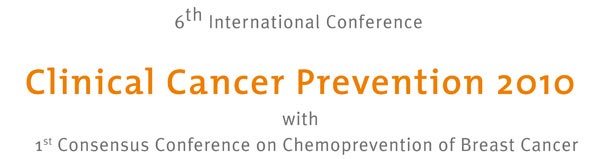 Clinical Cancer Prevention 2010
