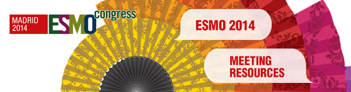 ESMO 2014 meeting resources