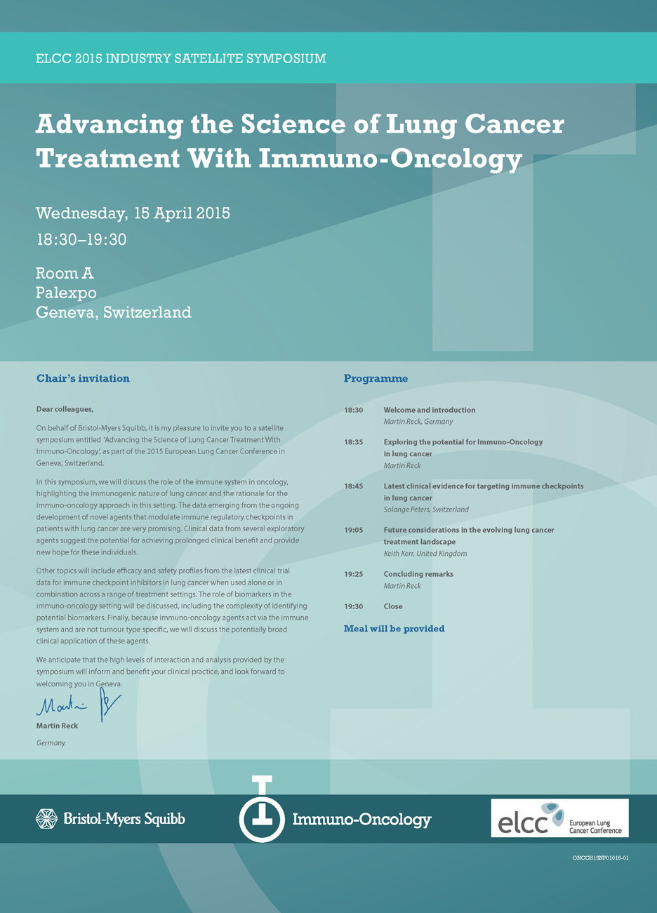 Advancing-the-Science-of-Lung-Cancer-Treatment-With-Immuno-Oncology