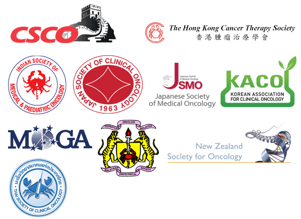 ESMO Asia 2015 endorsing societies