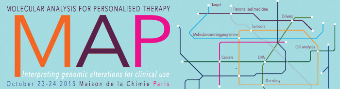MAP 2015 – Molecular Analysis for Personalised Therapy