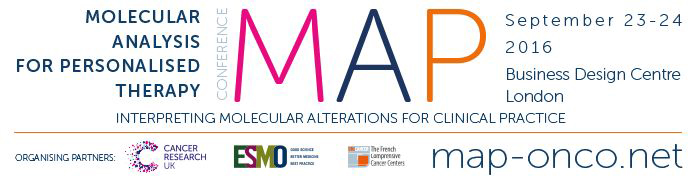 MAP 2016 – Molecular Analysis for Personalised Therapy
