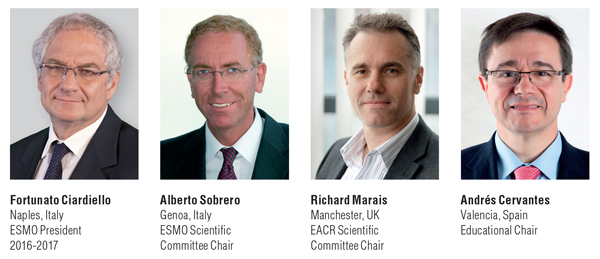 ESMO 2017 Congress Officers