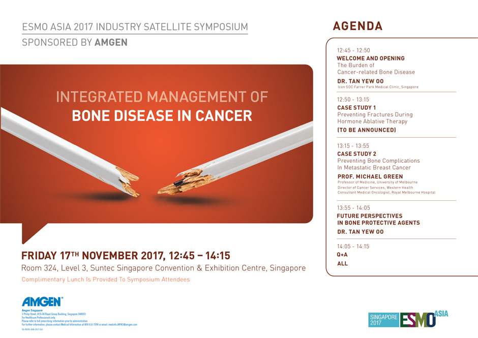 Integrated Management of Bone Disease in Cancer
