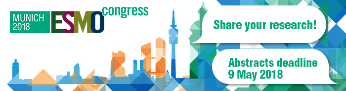 ESMO 2018 Call for Abstracts