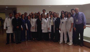 bogota-fundacion-santa-fe-carlos-lulle-oncology-institute-staff