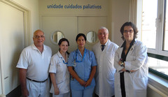 lisbon-CUF-infante-santo-hospital-oncology-and-palliative-care-unit-center-staff