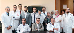 Shuwaikh Shiekha Badriya Alsabah Medical Oncology and Stem Cell Transplant Centre Staff