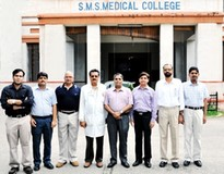 SMS Medical College & Attached Hospitals Jaipur Staff, Jaipur, India