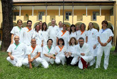 Oncology and Haematology Department Hospital of Piacenza's Staff, Italy