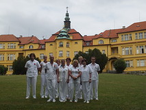 The Complex Oncology Center Staff, Prague, Czech Republic