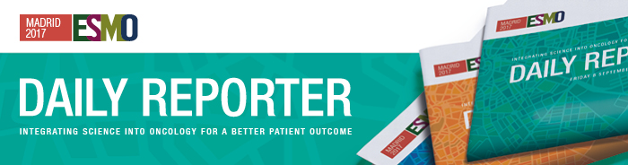 ESMO Daily Reporter Web Banner