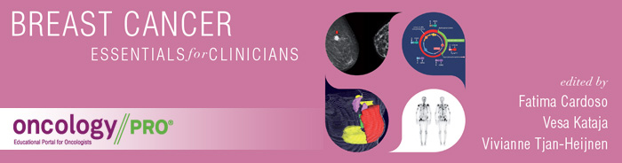 2017 ESMO Essentials for Clinicians Breast Cancer Banner OP