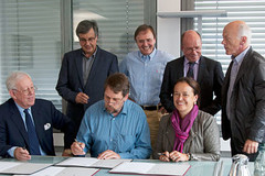 ESMO DGHO Agreement Signature