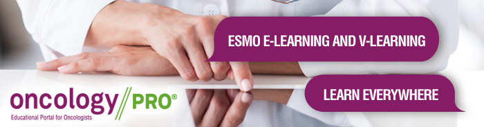 ESMO E-Learning & V-Learning
