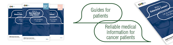 New Guides for Patients banner - Blue white bg