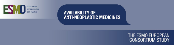 AntiNeoplastics Medicines Availability study Europe banner
