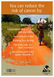 Cancer Prevention 4 Africa poster