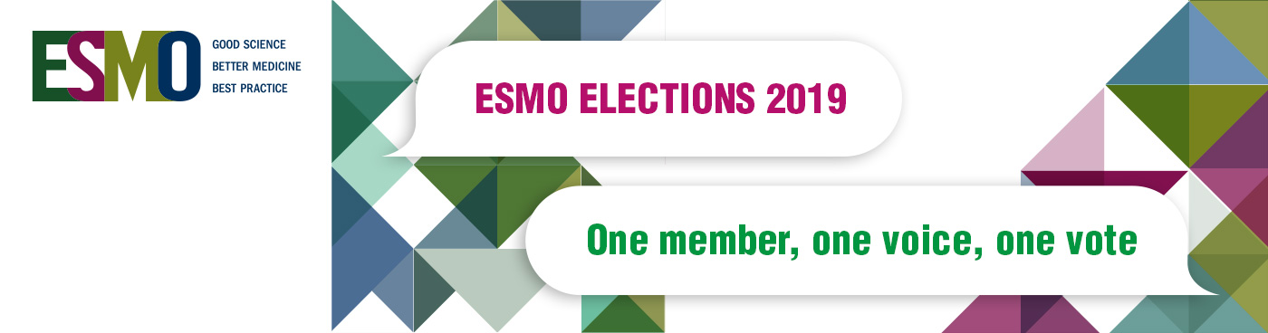 ESMO Elections 2019 One Member