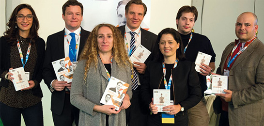 ESMO Young Oncologists Committee on ESMO Magazine