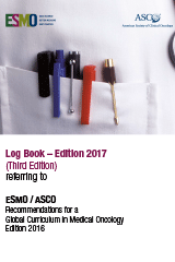 ESMO Global Curriculum Log Book Image