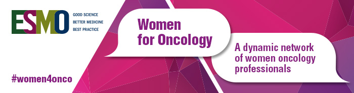 Women for Oncology | Female Oncologists | ESMO