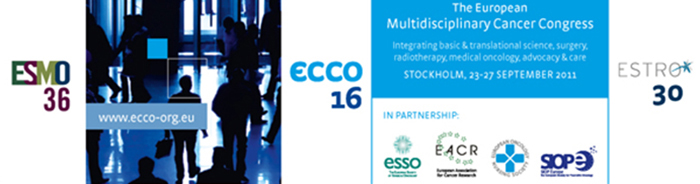 ECCO-ESTRO-ESMO 2011 resources