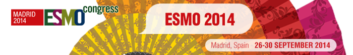 ESMO 2014 Congress  – Madrid, Spain