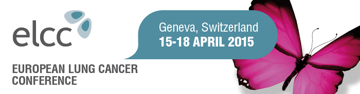 ELCC 2015 – European Lung Cancer Conference