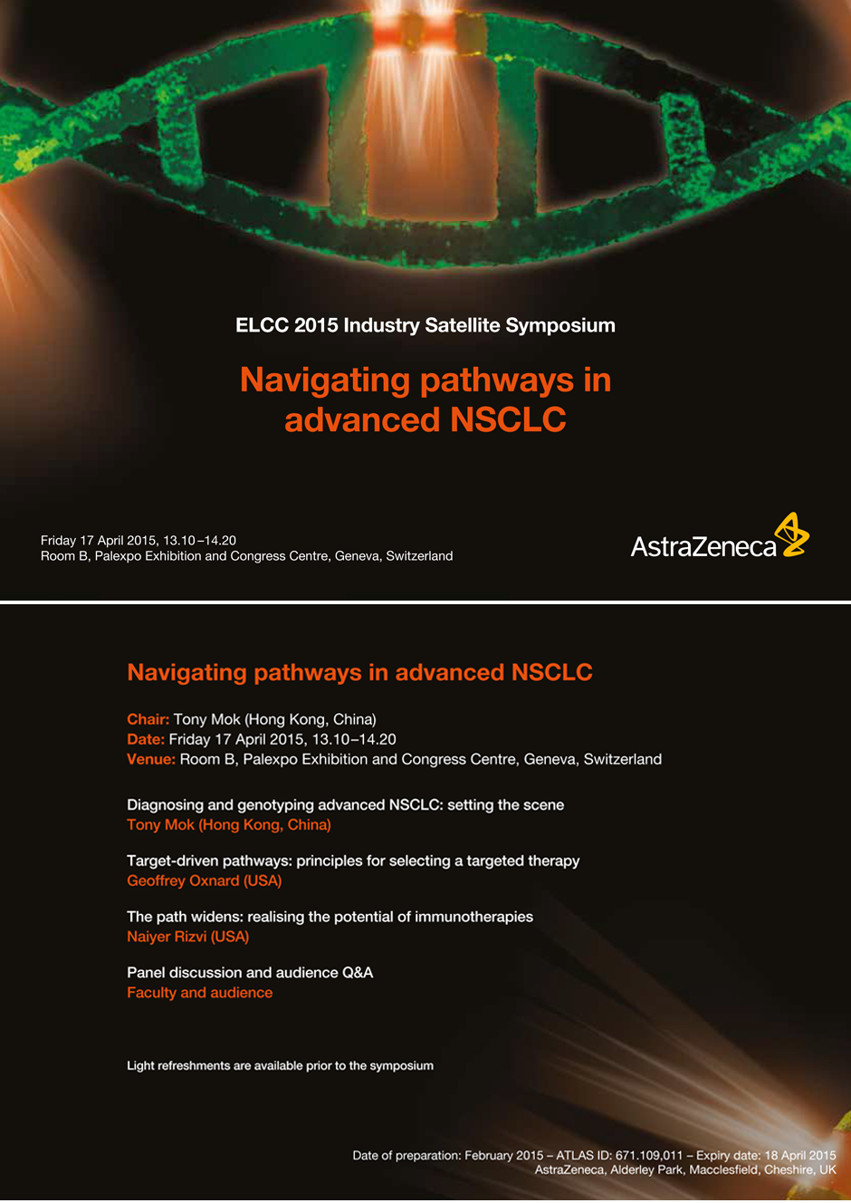 Navigating pathways in advanced NSCLC