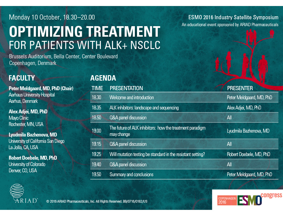 Optimizing Treatment for Patients with ALK+ NSCLC