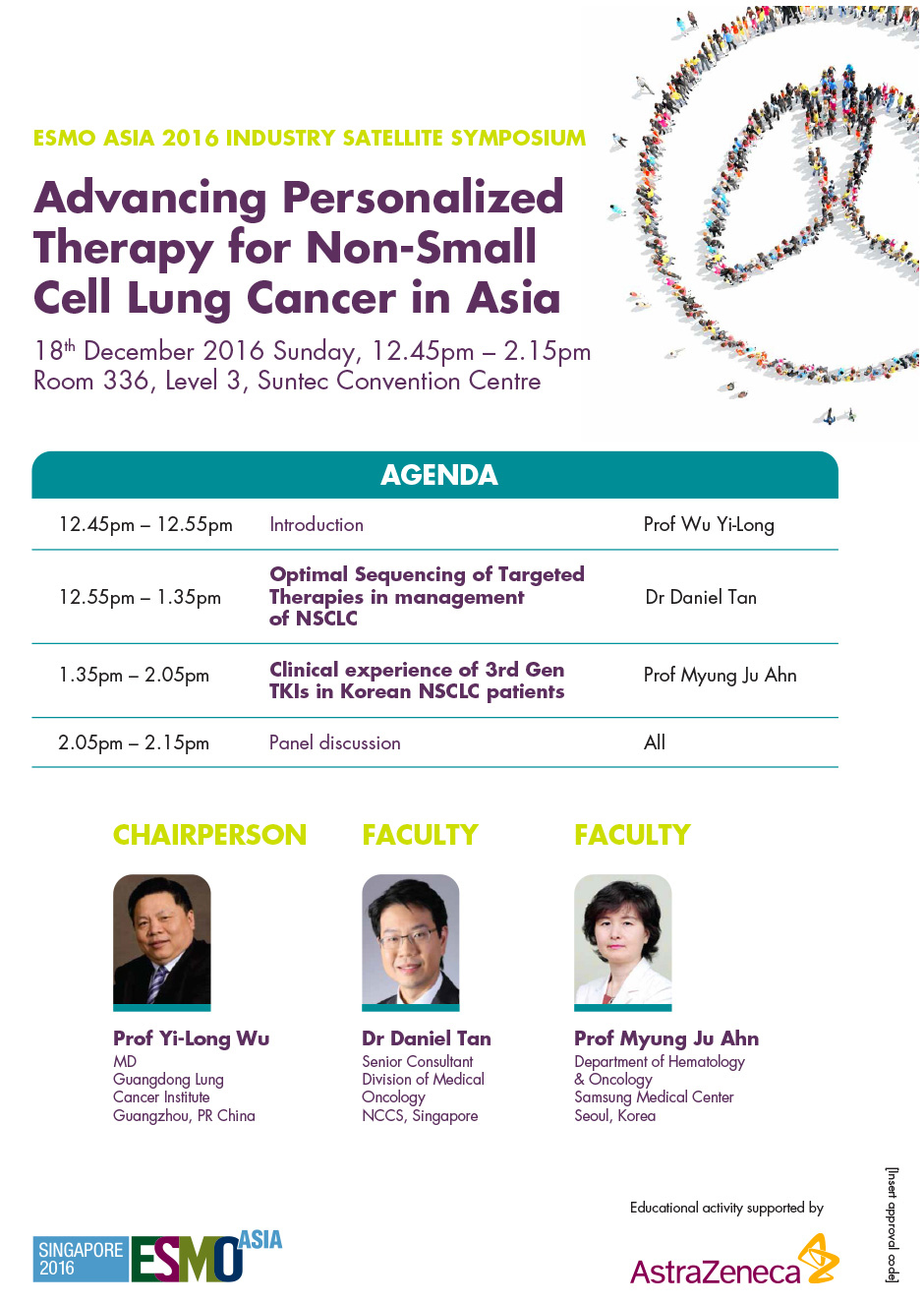 Advancing Personalized Therapy for Non-Small Cell Lung Cancer in Asia
