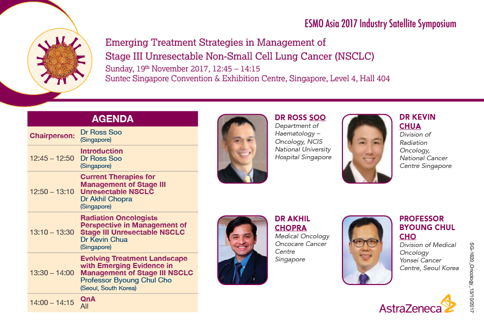 Emerging Treatment Strategies in Management of Stage III Unresectable Non-Small Cell Lung Cancer (NSCLC)