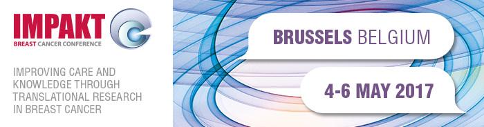 IMPAKT 2017 | Breast Cancer Conference | Brussels, Belgium