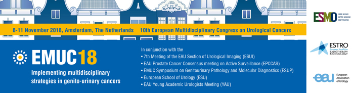 10th European Multidisciplinary Congress on Urological Cancers