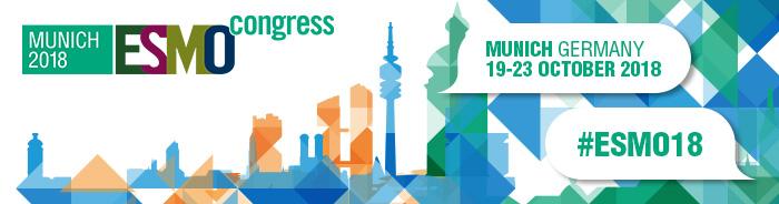 ESMO 2018 Congress | Munich, Germany | ESMO