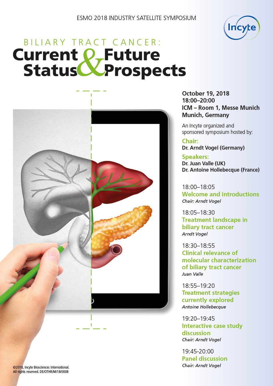 Biliary Tract Cancer Current Status Future Prospects Esmo