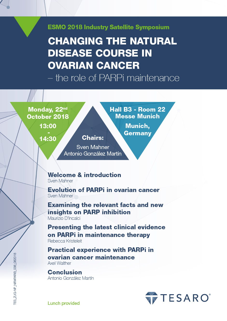 Changing The Natural Disease Course In Ovarian Cancer Role Of Parpi Maintenance