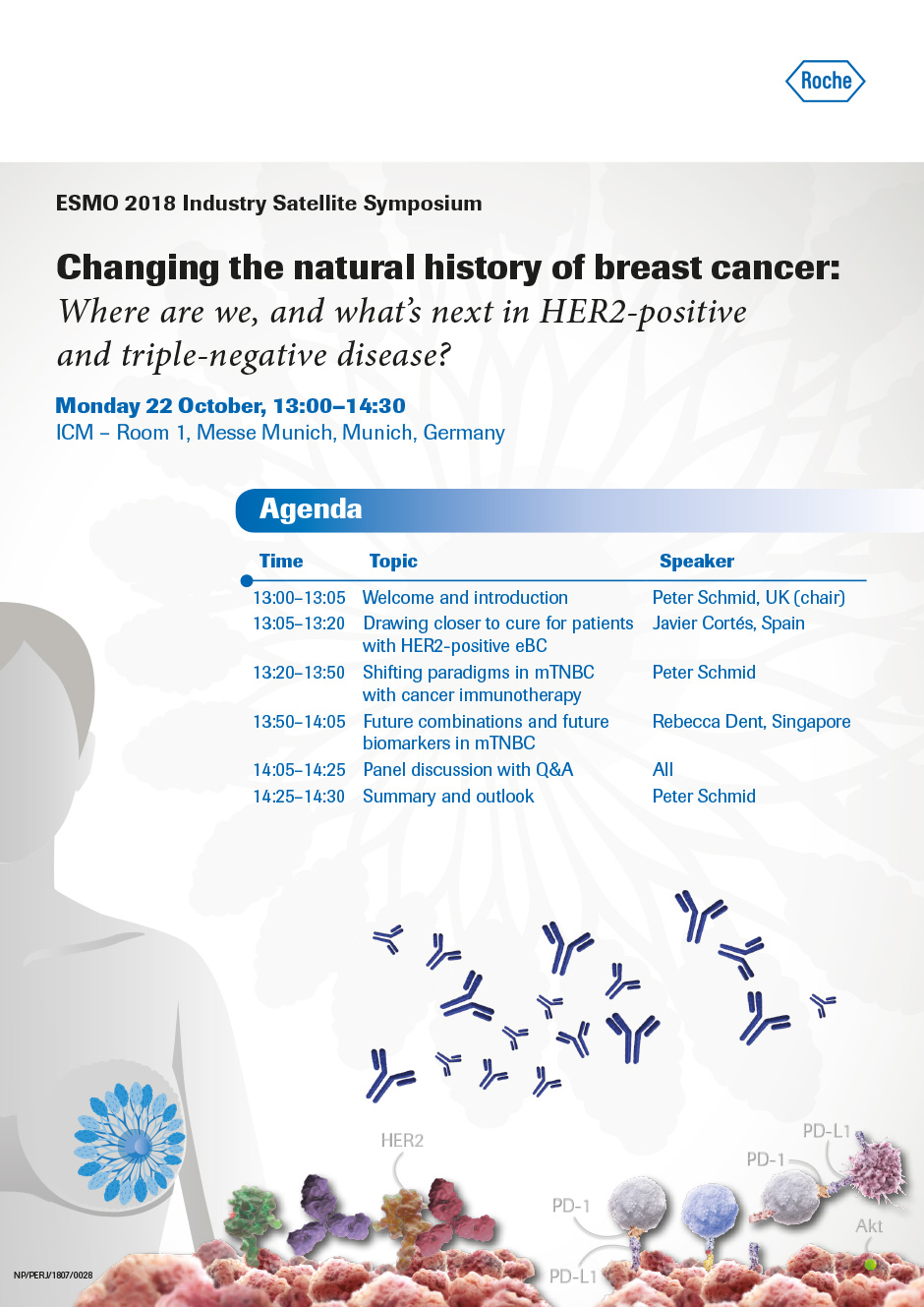 Changing the Natural History of Breast Cancer: Where are We, and What's Next in HER2-Positive and Triple-Negative Disease?