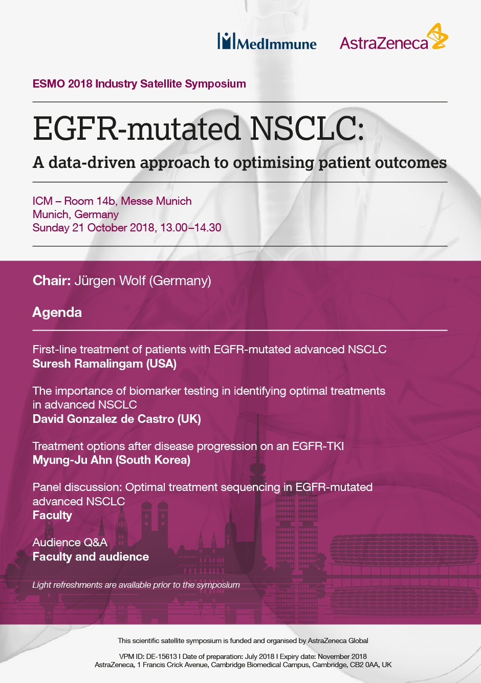EGFR-Mutated NSCLC: A Data-Driven Approach to Optimising Patient Outcomes