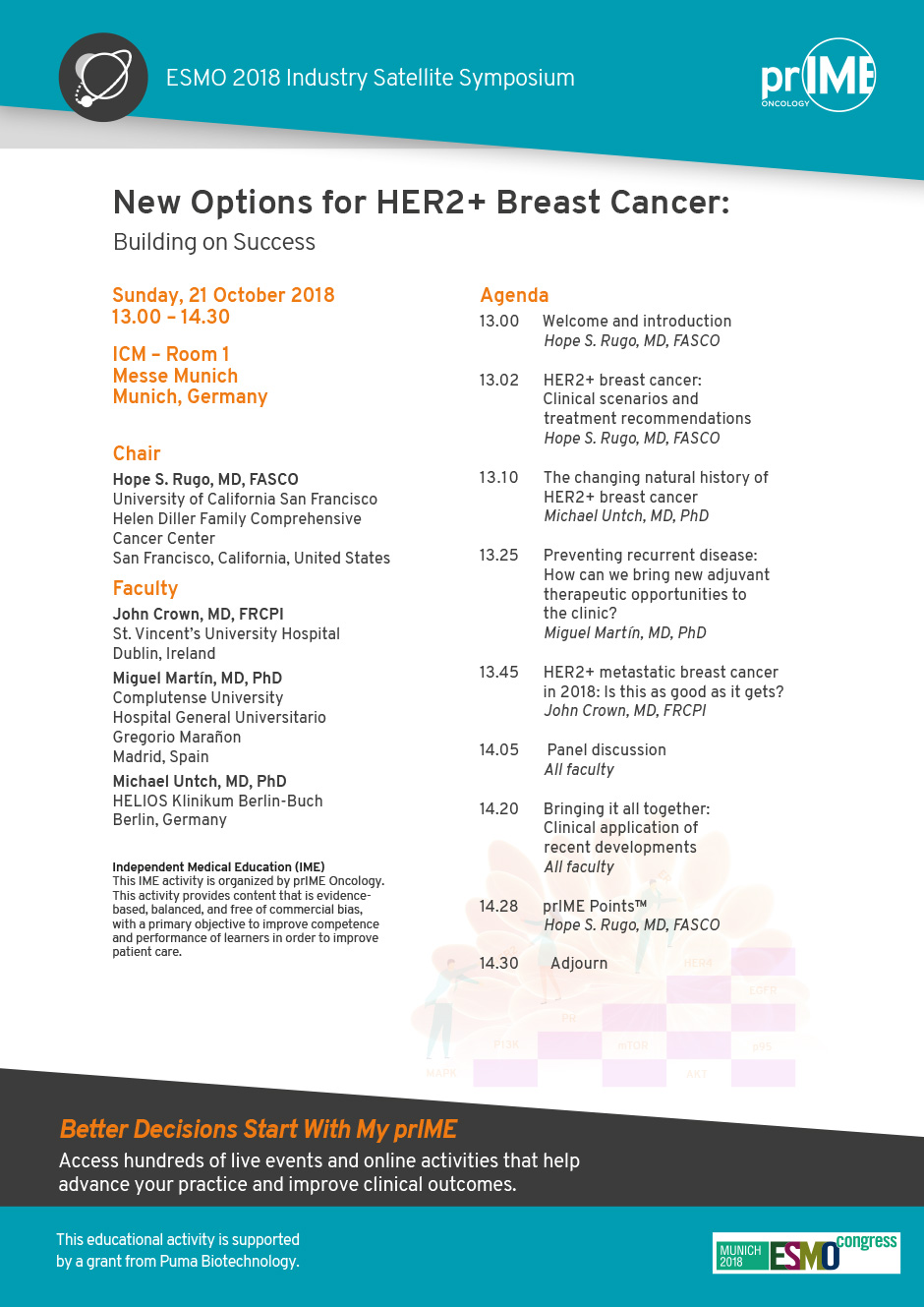 New Options for HER2+ Breast Cancer: Building on Success
