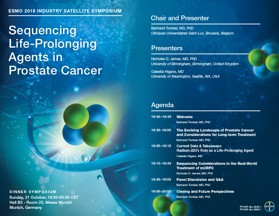 Sequencing Life-Prolonging Agents in Prostate Cancer