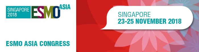 ESMO Asia 2018 Congress | Singapore Oncology Conference | ESMO