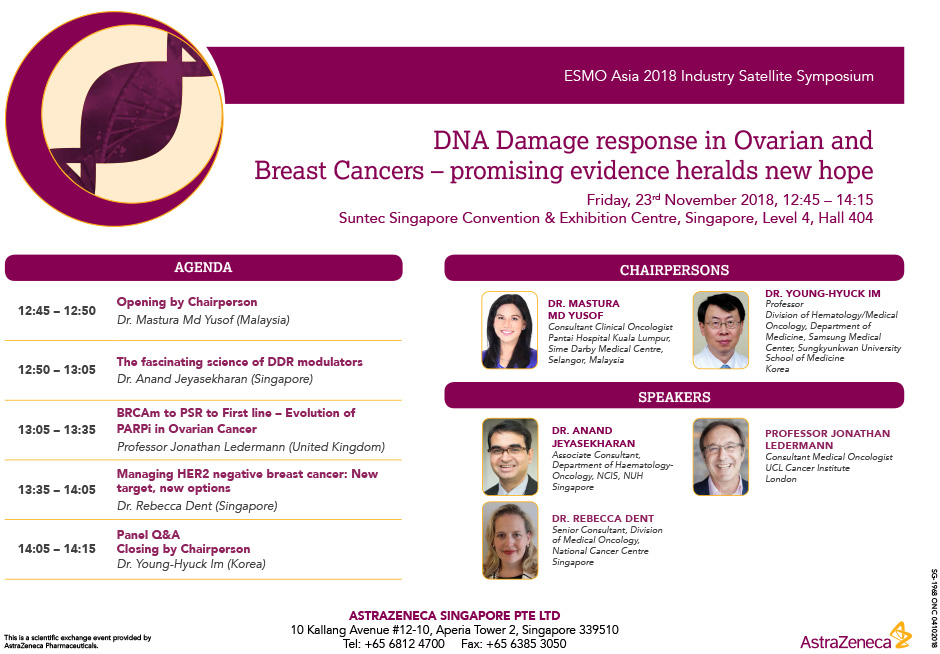 DNA Damage Response in Ovarian and Breast Cancers – Promising Evidence Heralds New Hope