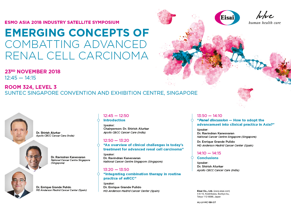 Emerging Concepts of Combatting Advanced Renal Cell Carcinoma