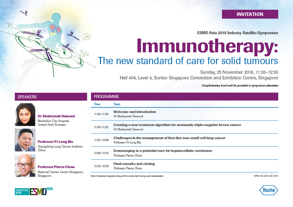 Immunotherapy: The New Standard of Care for Solid Tumours