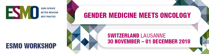 ESMO Workshop Gender Medicine Meets Oncology