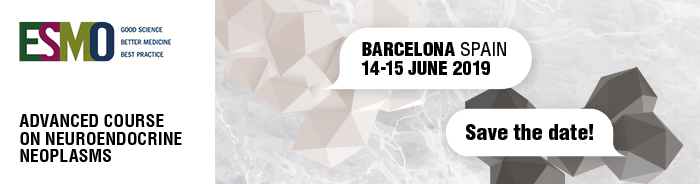 ESMO Advanced Course NEN Barcelona 2019